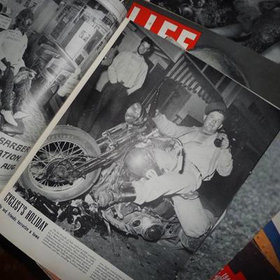 Hollister Biker Event Insane Throttle Biker News