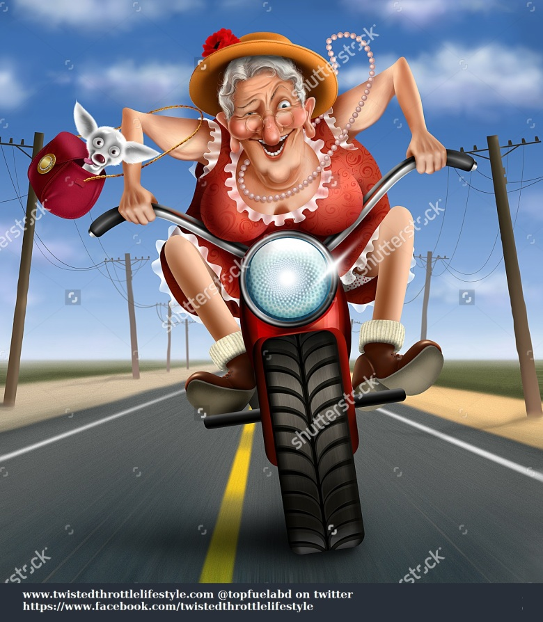 stock-photo-funny-mad-granny-on-a-bike-140407549