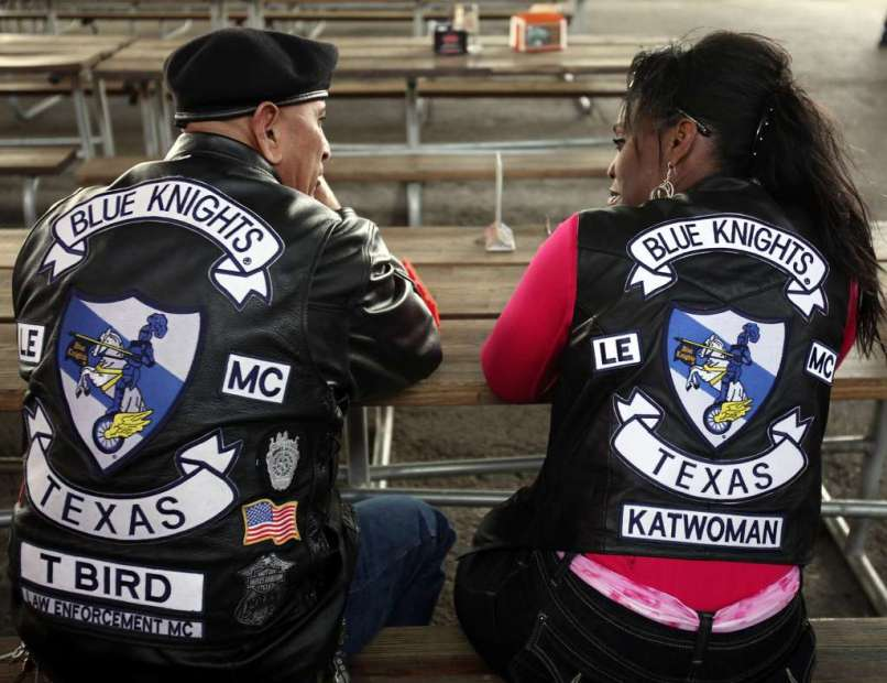 Police Form Motorcycle Clubs Where Is