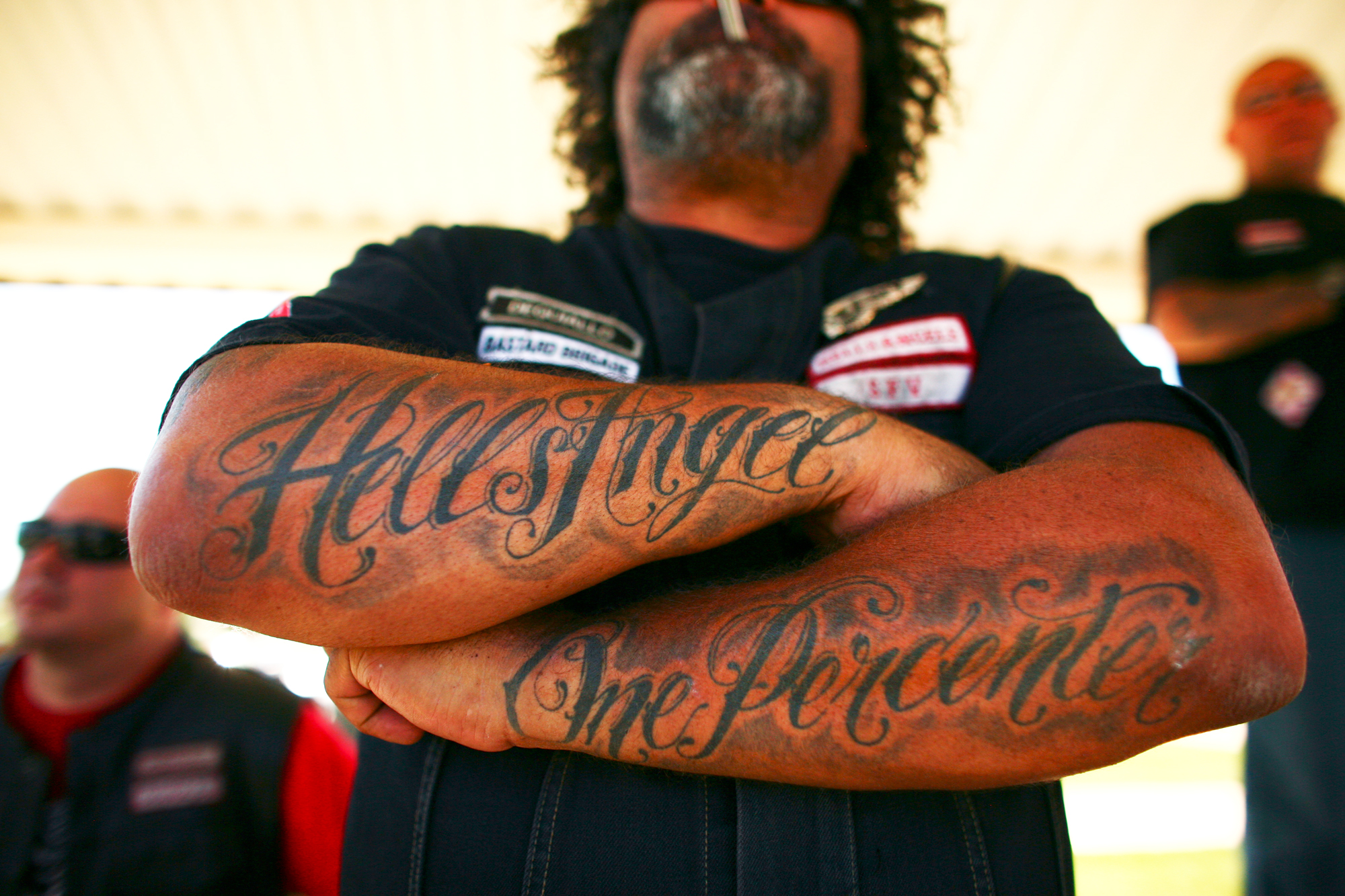 Cops and DA Step up to plate against Sonoma County Hells Angels