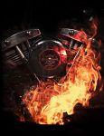 Motorcycle Madhouse Logo on Insane Throttle Biker News