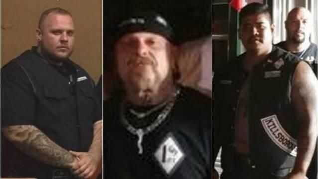 Biker Gang Arrests
