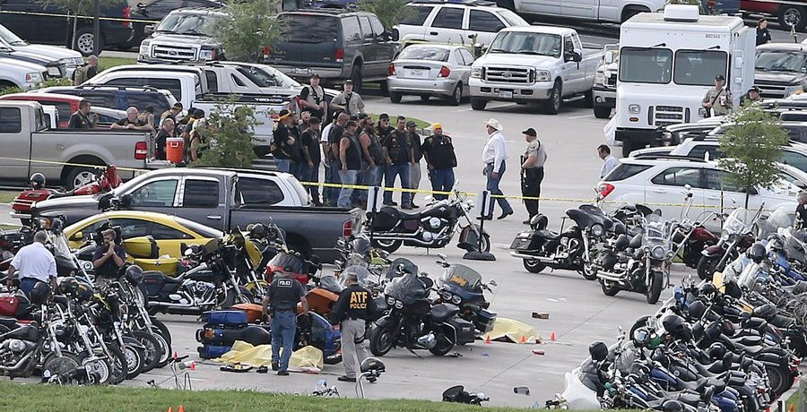 Waco Biker Shootout between Cossacks and Bandidos Insane Throttle Biker News/Motorcycles