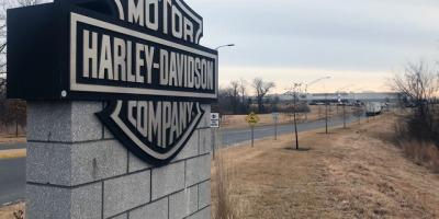Harley Davidson closes kansas plant