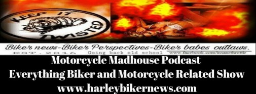 motorcycle madhouse banner