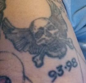 Motorcycle CLub Tattoo Insane Throttle Biker news