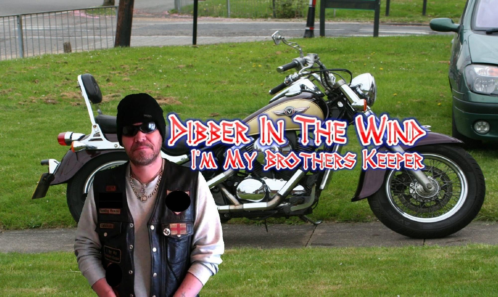 Dibber in the wind on youtube insane throttle biker news/ motorcycle news