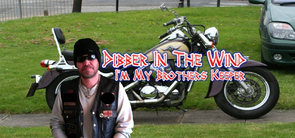Dibber in the wind on youtube insane throttle biker news/ motorcycle news