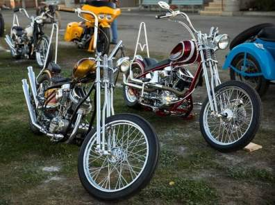 Ryan Loughridge Panhead Chopper Fest David Mann Insane Throttle Biker News