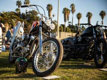 David mann chopper insane throttle biker news