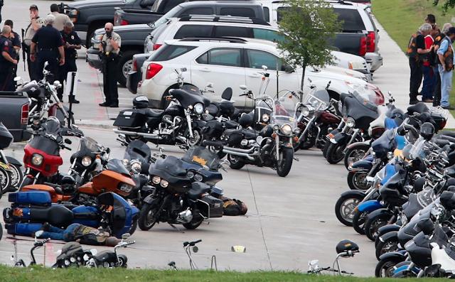 Waco Shooting Bandidos Cossacks Insane Throttle Bikers News