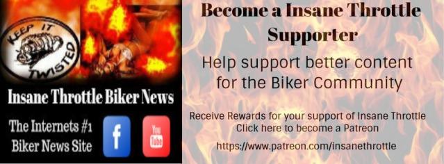 Support Insane Throttle Biker News