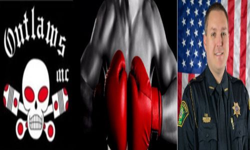 outlaws mc dodge county sheriff insane throttle biker news