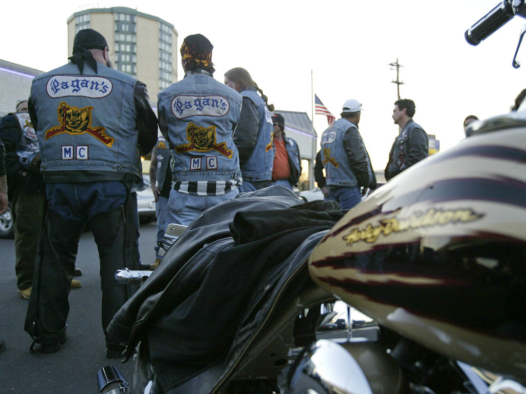 Pagans Motorcycle Club Insane throttle biker news