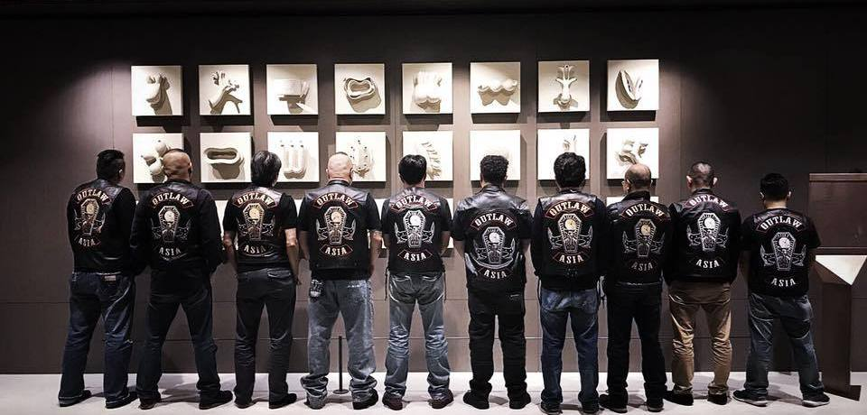Outlaw Asia Motorcycle Club INsane Throttle Biker News