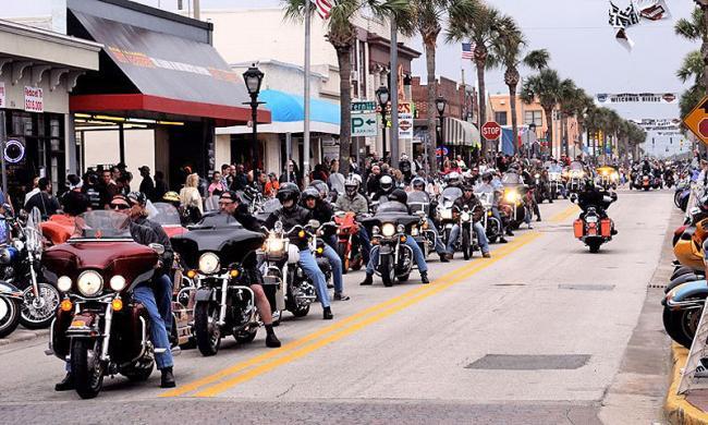 Daytona Biker Week Insane Throttle Biker News