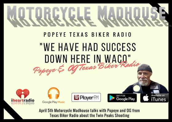 Texas Biker Radio Insane Throttle Biker News