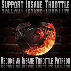 Insane Throttle Support