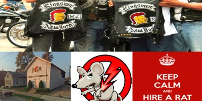 Kingsman MC Albright Insane Throttle Biker News