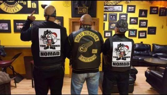 Finks Motorcycle Club RoadRunners MC