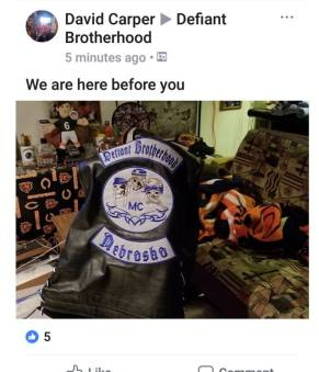 defiant brotherhood