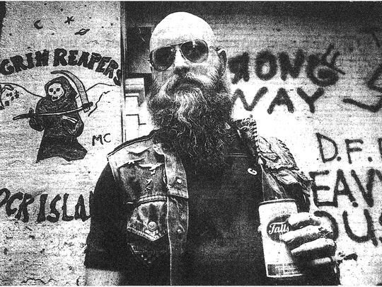 History Lesson: The Grim Reapers Motorcycle Club- A true