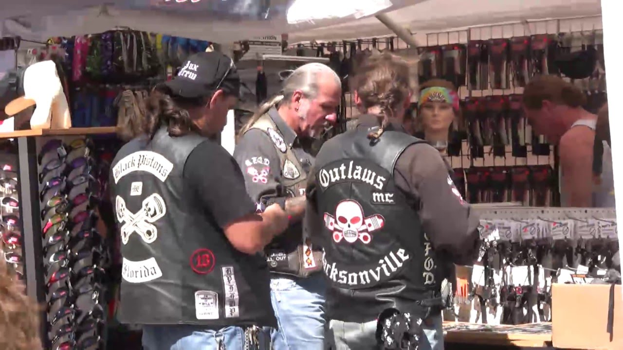 Outlaws MC Florida Insane Throttle Biker News
