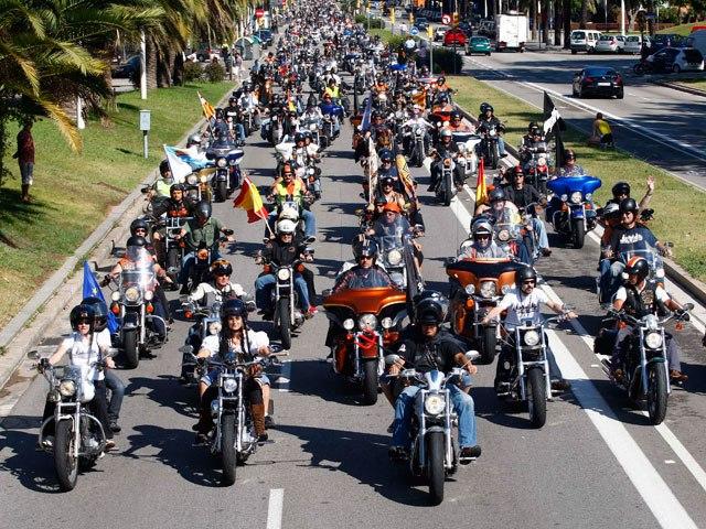 Bikers Insane Throttle Biker News