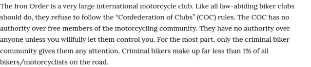 law abiding biker clubs insane throttle biker news