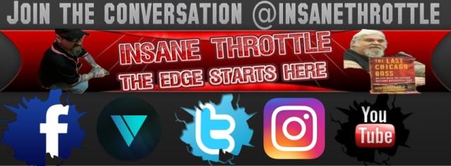 insane throttle on social media