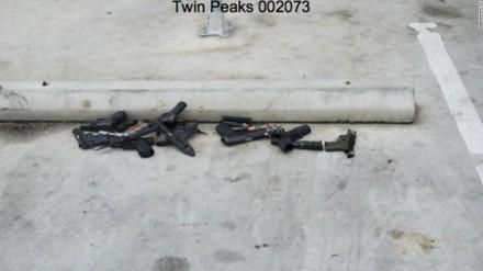 Twin Peaks Insane throttle