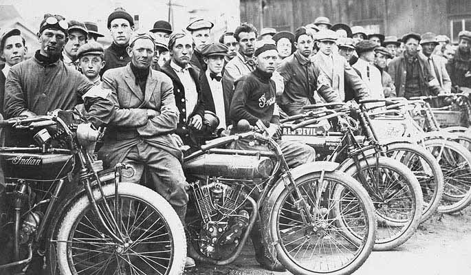 motorcycle club history insane throttle biker news