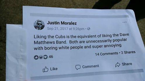 Justin Moralez