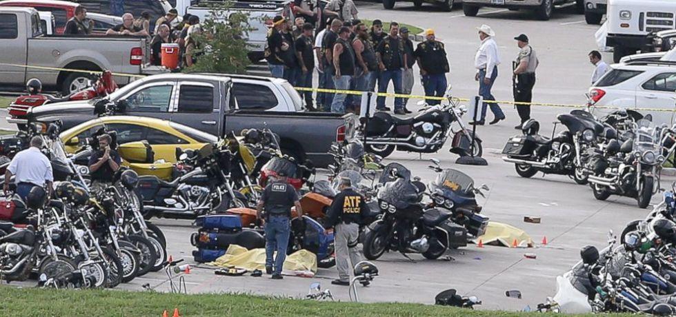 Waco Shootout Twin Peaks