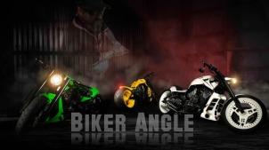 Biker Angle
