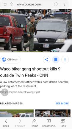 Waco Shootout