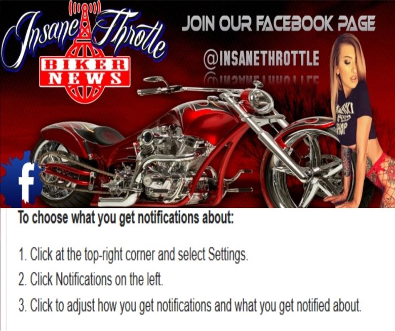 Insane Throttle Facebook