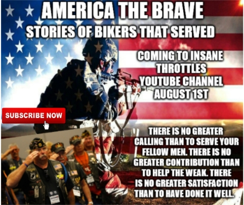 America the Brave on Insane Throttle Biker News