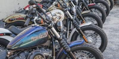 Harley Davidson and Sailor Jerry