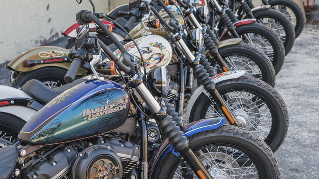 Harley Davidson and Sailor Jerry