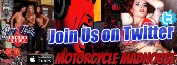 join us on twitter insane throttle biker news