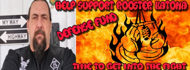 Support Rooster Katona Defense Fund