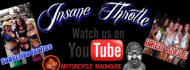 Insane Throttle Youtube Channel