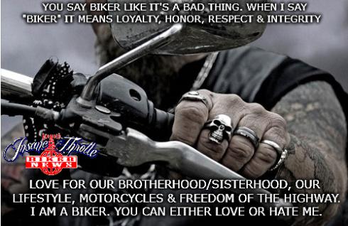 Biker Life Insane Throttle Biker News