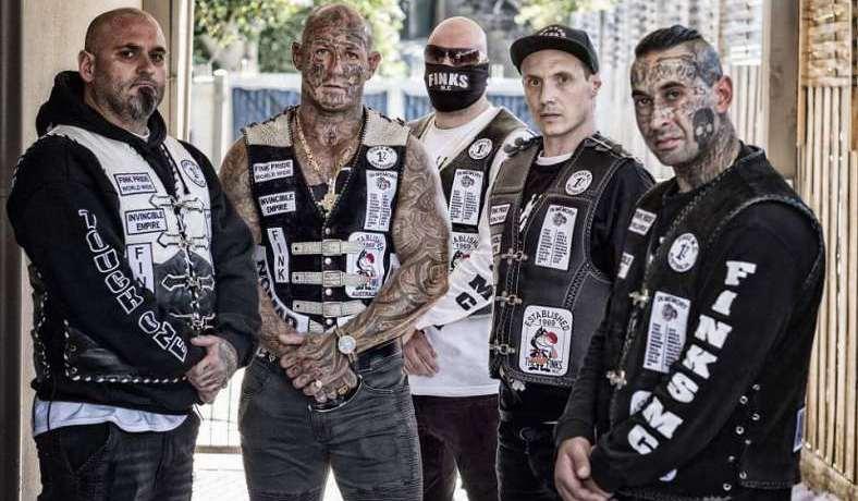 Finks MC Insane Throttle Biker News