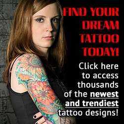 Tattoo designs and flash