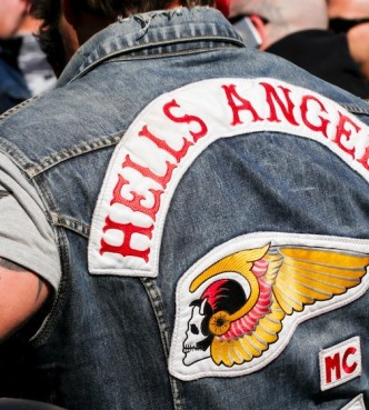 Clandestine Hells Angels recordings played at civil