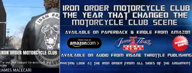 Iron Order Motorcycle Club book,audiobook and kindle