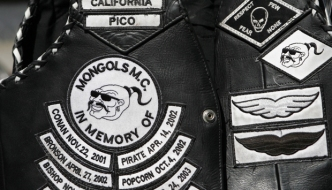 New video enclosed -Pagans motorcycle club releases CCTV of cops