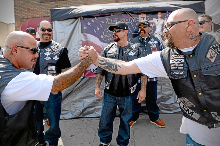 Mongols Motorcycle Club Rico Case